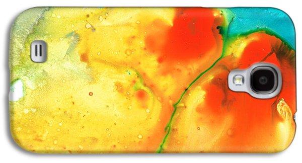 Siesta Sunrise Galaxy S4 Case by Sharon Cummings