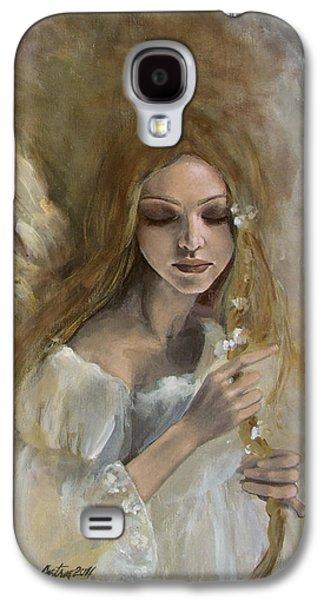 Silence Galaxy S4 Case by Dorina  Costras
