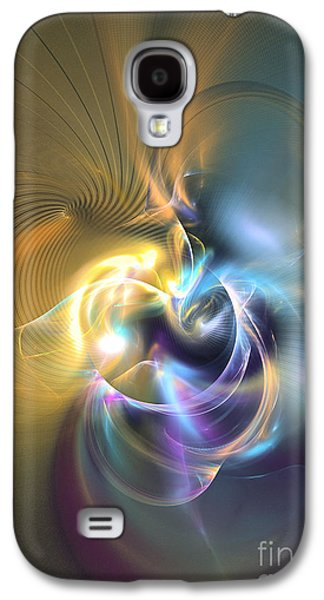 Silence Galaxy S4 Case