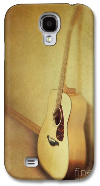 Silent Guitar Galaxy S4 Case