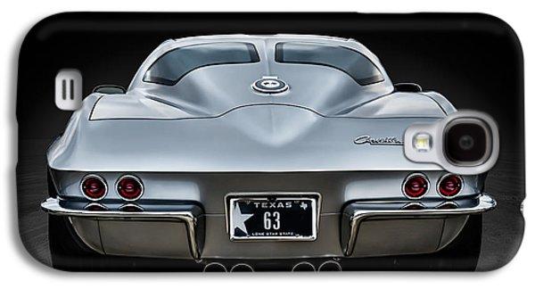 Silver '63 Galaxy S4 Case by Douglas Pittman