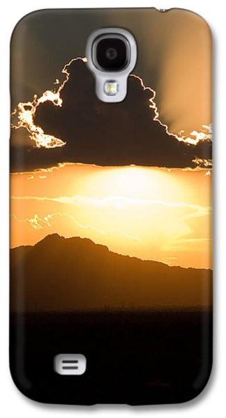 Silver Lining Galaxy S4 Case