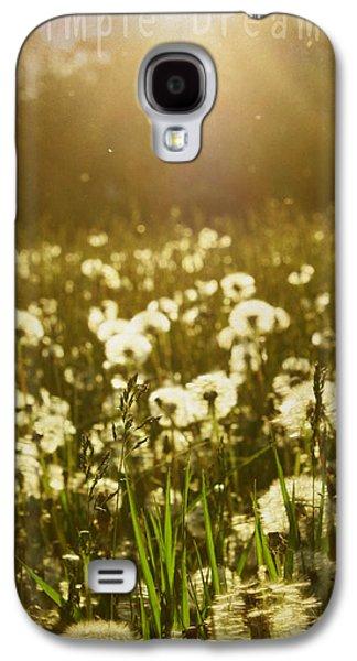 Simple Dreams Galaxy S4 Case
