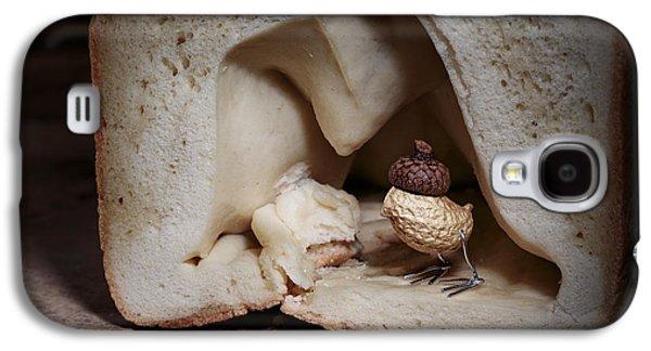 Simple Things -  Strange Birds Galaxy S4 Case by Nailia Schwarz
