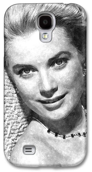 Simply Stunning Grace Kelly Galaxy S4 Case