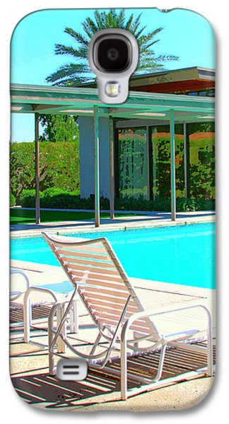 Sinatra Pool Palm Springs Galaxy S4 Case