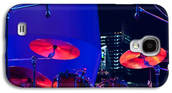 Singapore Drum Set 01 Galaxy S4 Case by Rick Piper Photography
