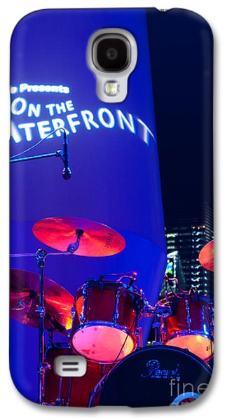 Singapore Drum Set 02 Galaxy S4 Case by Rick Piper Photography