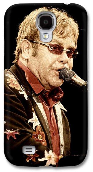 Sir Elton John Galaxy S4 Case