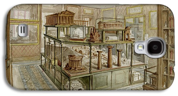 Sir John Soane's Museum Galaxy S4 Case by British Library