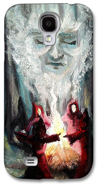 Sisters Of The Night Galaxy S4 Case by Shana Rowe Jackson