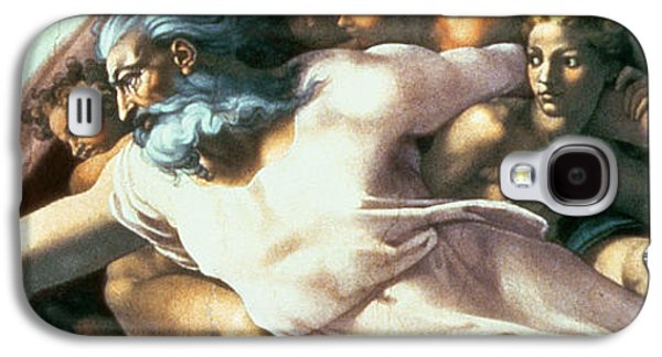 Sistine Chapel Ceiling Creation Of Adam Galaxy S4 Case