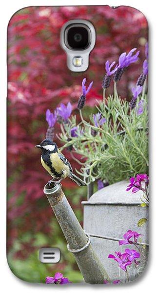 Titmouse Galaxy S4 Case - Sitting Pretty by Tim Gainey