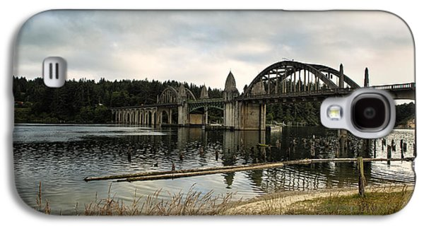 Siuslaw River Bridge Galaxy S4 Case