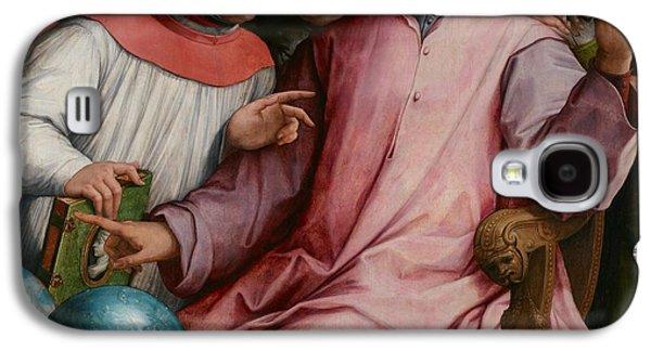 Six Tuscan Poets Galaxy S4 Case by Giorgio Vasari
