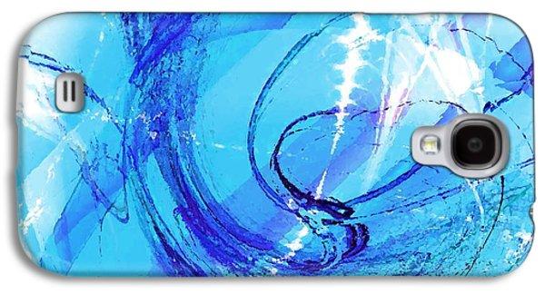 Skating Fantasy Galaxy S4 Case