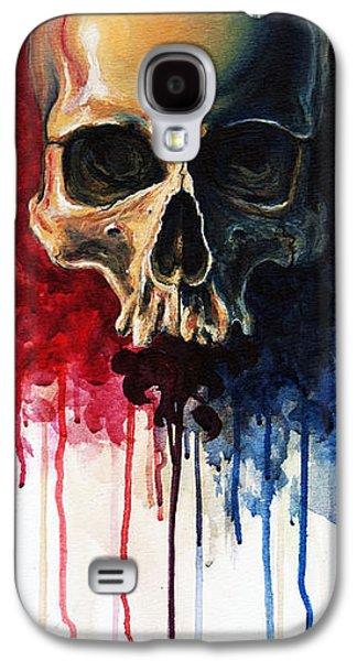 Skull Galaxy S4 Case