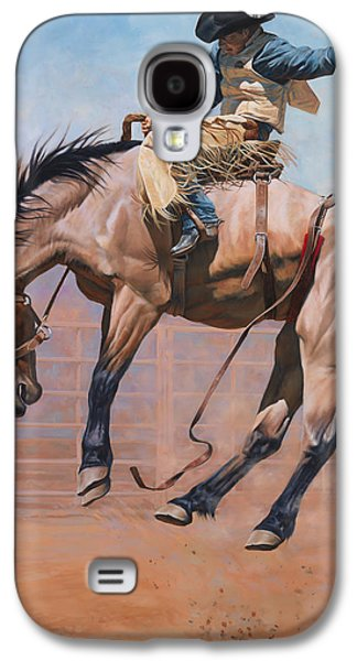 Horse Galaxy S4 Case - Sky High by JQ Licensing