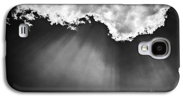 Sky With Sunrays Galaxy S4 Case