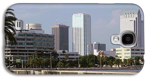 Skyline Tampa Fl Usa Galaxy S4 Case
