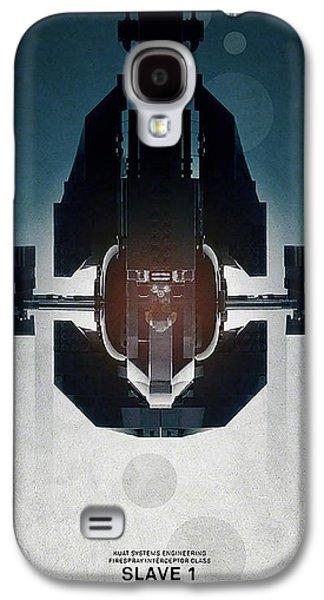 Slave One Galaxy S4 Case by Baltzgar