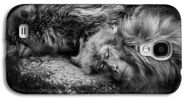 Sleeping Galaxy S4 Case