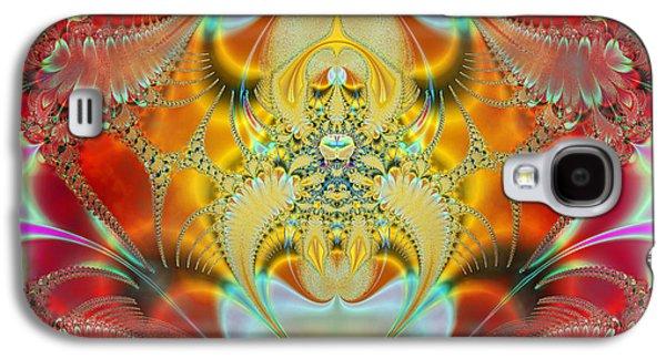 Sleeping Genie Galaxy S4 Case