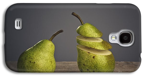 Pear Galaxy S4 Case - Sliced by Nailia Schwarz