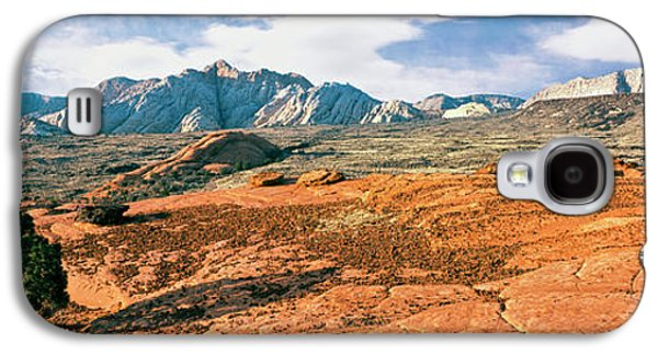 Slickrock, Snow Canyon State Park Galaxy S4 Case by Panoramic Images