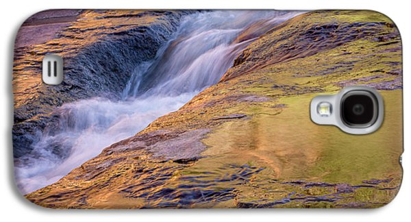 Slide Rock State Park, Oak Creek Galaxy S4 Case by Rob Sheppard
