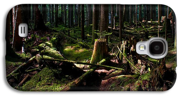 Sliver Of Light Galaxy S4 Case by Terry Elniski