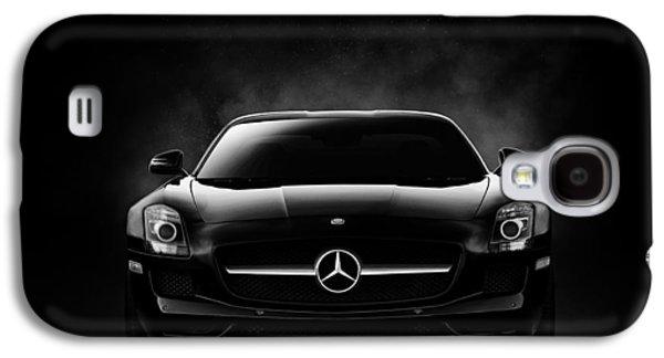 Sls Black Galaxy S4 Case by Douglas Pittman