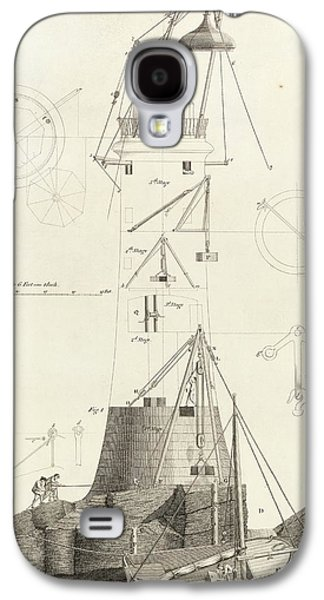 Smeaton's Tower Galaxy S4 Case