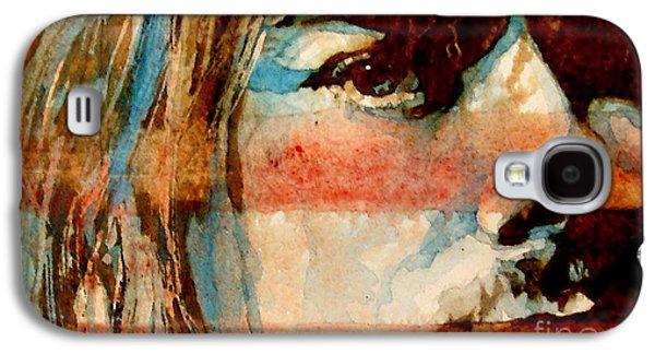 Pop Art Galaxy S4 Case - Smells Like Teen Spirit by Paul Lovering