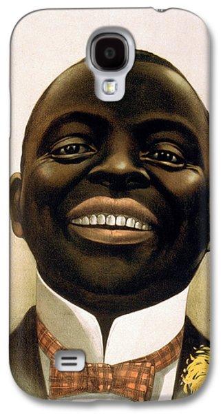 Smiling African American Circa 1900 Galaxy S4 Case