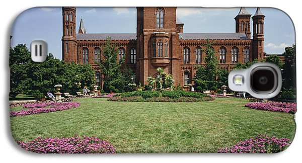 Smithsonian Institution Building Galaxy S4 Case