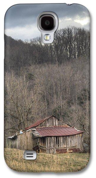 Smoky Mountain Barn 1 Galaxy S4 Case