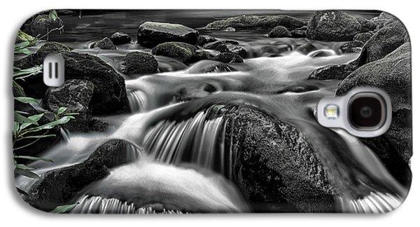 Smoky Mountains Cascades Galaxy S4 Case