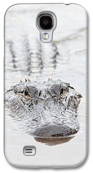 Sneaky Swamp Gator Galaxy S4 Case