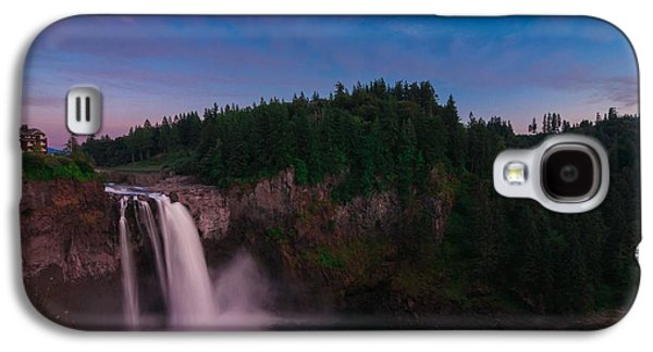 Snoqualmie Falls Galaxy S4 Case