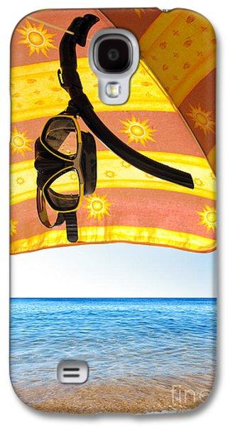 Snorkeling Glasses Galaxy S4 Case