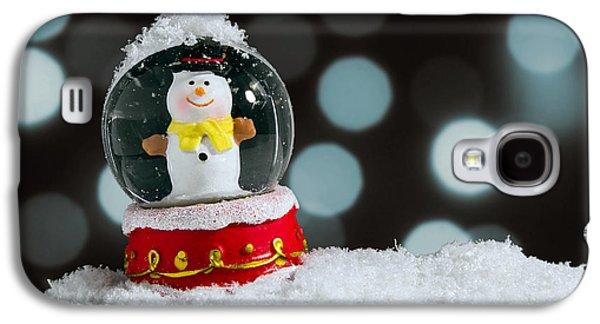 Snow Globe Galaxy S4 Case