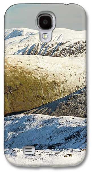 Snow On The High Street Fells Galaxy S4 Case by Ashley Cooper