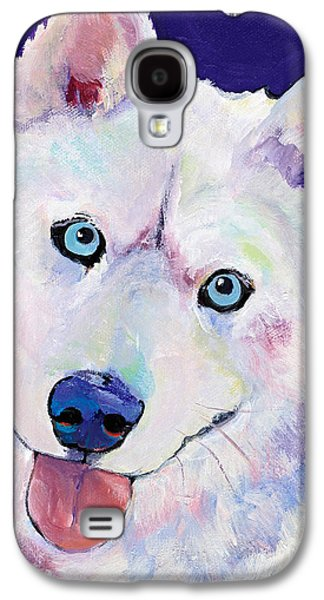 Snow Galaxy S4 Case by Pat Saunders-White