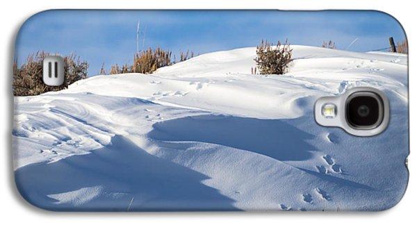 Snowdrifts Galaxy S4 Case