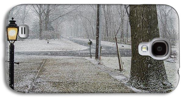 Snowfall Galaxy S4 Case