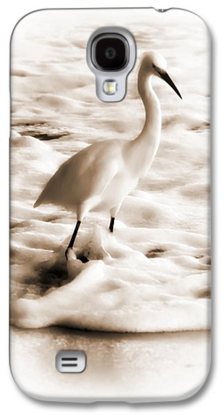 Snowy Egret Galaxy S4 Case by Christina Ochsner