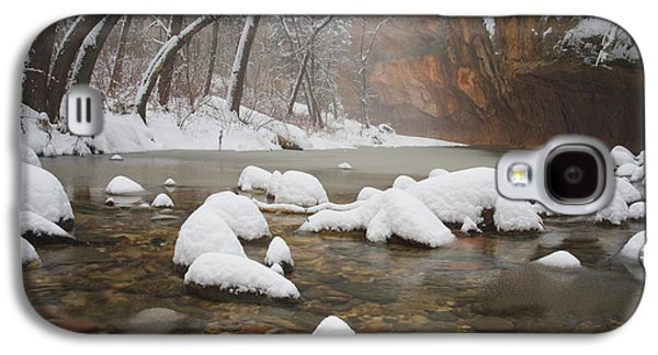 Snowy West Fork Galaxy S4 Case by Peter Coskun