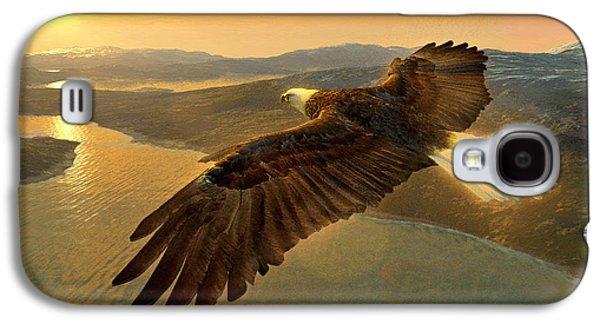 Soaring Eagle Galaxy S4 Case
