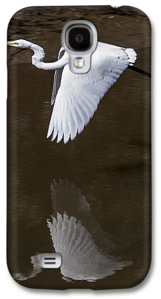 Soaring Reflection Galaxy S4 Case